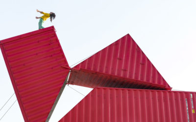 "ARC_hood ""Origami"" | Ελευσίνα"