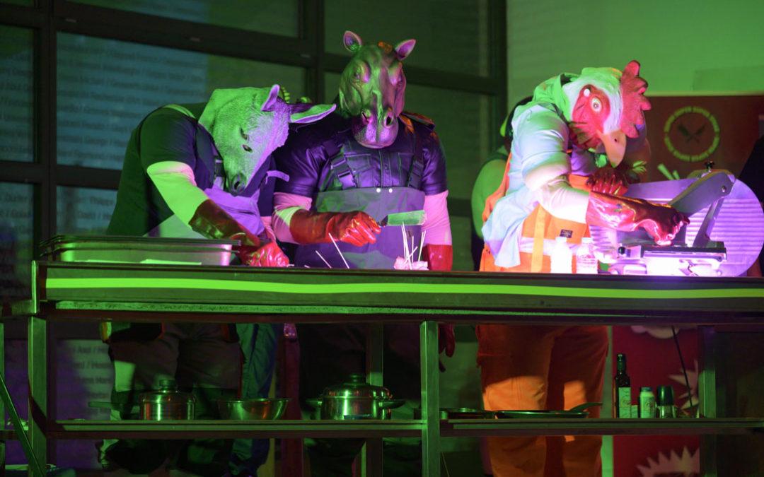 Weasel Dance Performance   Ινστιτούτο Γκαίτε