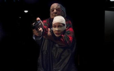 """Αντεροβγάλτης, θεατρική σειρά τεσσάρων επεισοδίων από την ομάδα Νοσταλγία, Θέατρο Rabbithole, επεισόδιο 4ο """"Το μομέντουμ"""""""