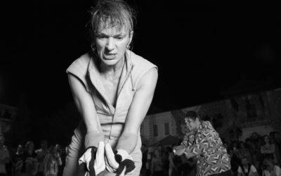 Boris Charmatz | danse de nuit | Dancing Athens | Εκτός Στέγης