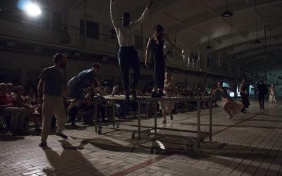 Ομάδα Dεcadēre |  Ίσαλος Γραμμή – μία ωδή στη φθίση | Φεστιβάλ ΑΤΛΑΣ