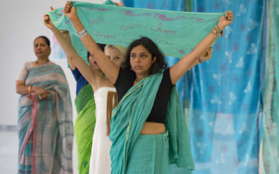 Monica Jahan Bose | Footprint/Αποτύπωμα | Σεράφειο