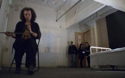 Traces, Ένα ζωντανό ντοκιμαντέρ για το προσφυγικό, στο Μπάγκειον