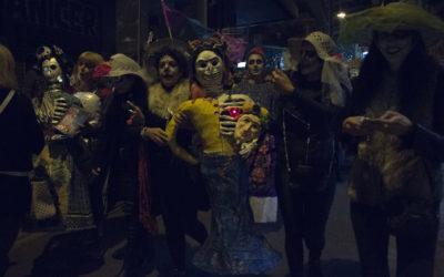 μεξικάνικη γιορτή για την ημέρα των νεκρών