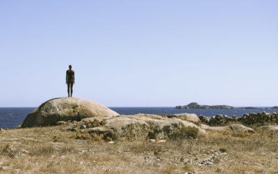 Antony Gormley | Sight | Delos