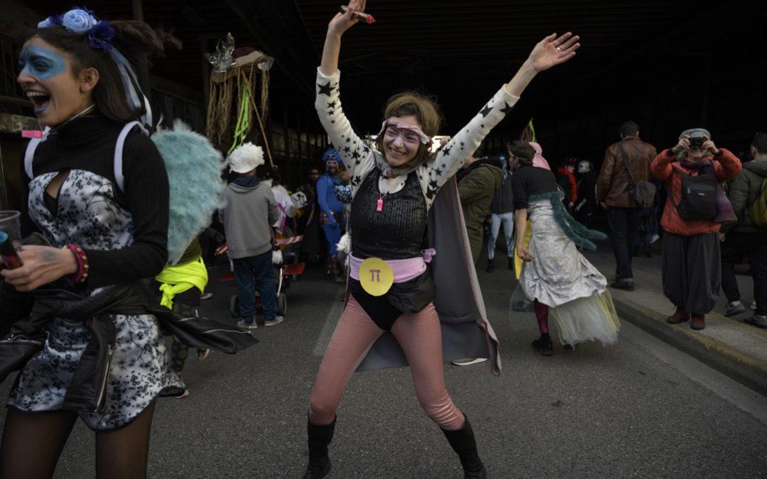Καρναβάλι Μεταξουργείου 2020