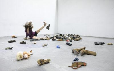 10th Athens Video Dance Project | Promenade | Ανωτάτη Σχολή Καλών Τεχνών