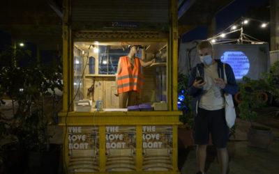 The Love Boat | Αμαξοστάσιο Απορριμματοφόρων του Δήμου Αθηναίων