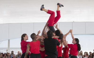 Κέντρο Πολιτισμού Ίδρυμα Σταύρος Νιάρχος (ΚΠΙΣΝ) | Metamorphosis: David Dorfman Dance (DDD) & Αποστολία Παπαδαμάκη (Quasi Stellar)