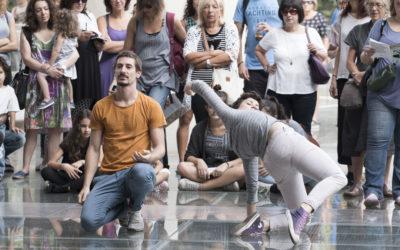 Γιάννης Μανταφούνης & Aoife McAtamney | One One One | Dancing Athens | Εκτός Στέγης