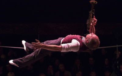 Κέντρο Πολιτισμού Ίδρυμα Σταύρος Νιάρχος (ΚΠΙΣΝ) | David Dimitri | One-Man Circus