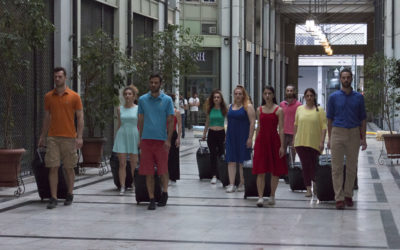 Removement Athens 2017 | Μαριάννα Καβαλλιεράτου | Stream
