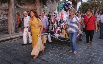 Αισχύλεια 2014 | Μαίρη Ζυγούρη | Η Αφροδίτη των κουρελιών σε άρμα